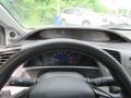 Honda Civic EX Sedan Taffeta White photo #27