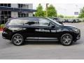 Infiniti QX60 Luxe AWD Imperial Black photo #8
