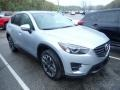 Mazda CX-5 Grand Touring AWD Sonic Silver Metallic photo #5