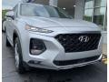 Hyundai Santa Fe Limited AWD Symphony Silver photo #1