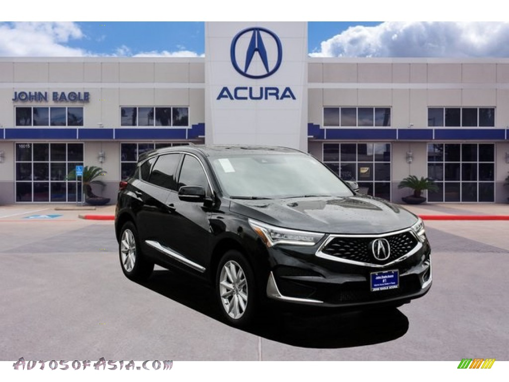 2020 RDX AWD - Majestic Black Pearl / Ebony photo #1