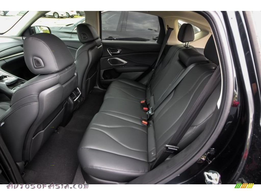 2020 RDX AWD - Majestic Black Pearl / Ebony photo #20