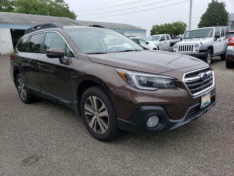 Cinnamon Brown Pearl 2019 Subaru Outback 2.5i Limited