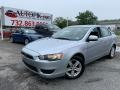 Mitsubishi Lancer ES Graphite Gray Pearl photo #1