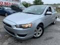 Mitsubishi Lancer ES Graphite Gray Pearl photo #2