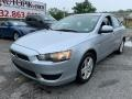 Mitsubishi Lancer ES Graphite Gray Pearl photo #3