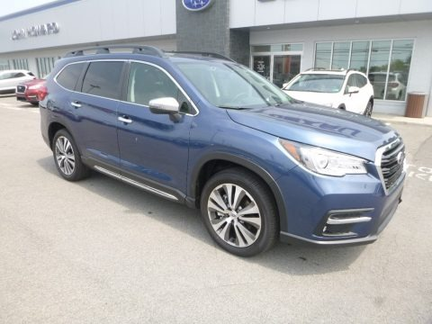 Abyss Blue Pearl 2019 Subaru Ascent Touring