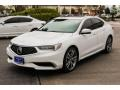 Acura TLX V6 Technology Sedan Platinum White Pearl photo #3