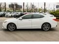Acura TLX V6 Technology Sedan Platinum White Pearl photo #4