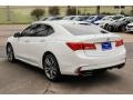 Acura TLX V6 Technology Sedan Platinum White Pearl photo #5