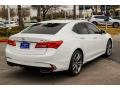 Acura TLX V6 Technology Sedan Platinum White Pearl photo #7