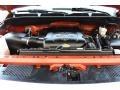 Toyota Tundra Limited CrewMax 4x4 Inferno Orange photo #28