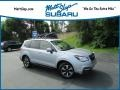 Subaru Forester 2.5i Premium Ice Silver Metallic photo #1
