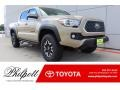 Toyota Tacoma TRD Off-Road Double Cab 4x4 Quicksand photo #1