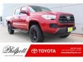 Toyota Tacoma SR Double Cab 4x4 Barcelona Red Metallic photo #1
