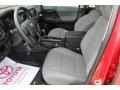 Toyota Tacoma SR Double Cab 4x4 Barcelona Red Metallic photo #10
