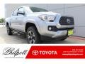 Toyota Tacoma TRD Sport Double Cab Silver Sky Metallic photo #1