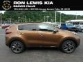 Kia Sportage SX Turbo AWD Burnished Copper photo #1