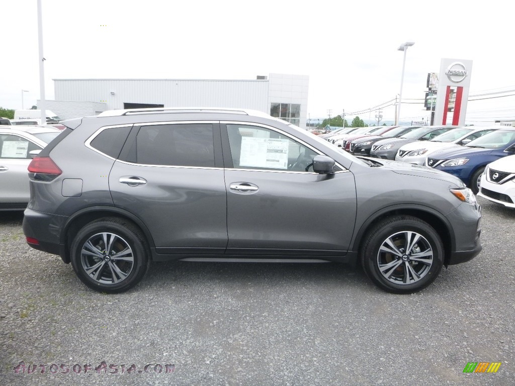 2019 Rogue SV AWD - Gun Metallic / Charcoal photo #3