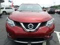 Nissan Rogue SL AWD Cayenne Red photo #3