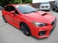 Subaru WRX Limited Pure Red photo #7
