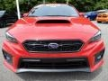 Subaru WRX Limited Pure Red photo #8