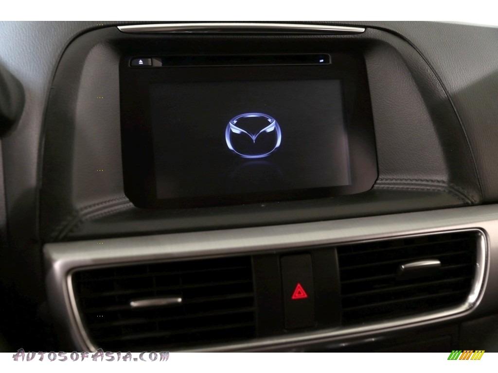 2016 CX-5 Touring AWD - Sonic Silver Metallic / Black photo #9