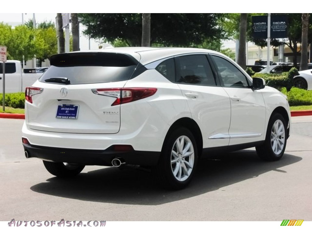 2019 RDX AWD - White Diamond Pearl / Parchment photo #7