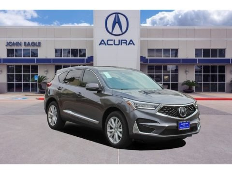 Modern Steel Metallic 2020 Acura RDX AWD