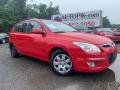 Hyundai Elantra Touring GLS Chilipepper Red photo #1