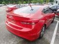 Hyundai Elantra SEL Scarlet Red photo #4