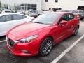 Mazda MAZDA3 Touring 4 Door Soul Red Metallic photo #1