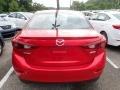 Mazda MAZDA3 Touring 4 Door Soul Red Metallic photo #3
