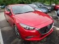 Mazda MAZDA3 Touring 4 Door Soul Red Metallic photo #5