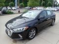 Hyundai Elantra Value Edition Black photo #7