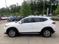 Hyundai Tucson SE AWD Dazzling White photo #6