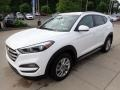 Hyundai Tucson SE AWD Dazzling White photo #7