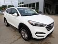 Hyundai Tucson SE AWD Dazzling White photo #9
