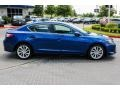 Acura ILX  Catalina Blue Pearl photo #8