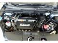Honda CR-V LX 4WD Glacier Blue Metallic photo #31
