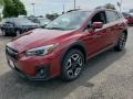 Subaru Crosstrek 2.0i Limited Venetian Red Pearl photo #3
