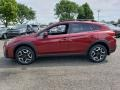 Subaru Crosstrek 2.0i Limited Venetian Red Pearl photo #4