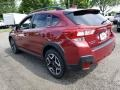 Subaru Crosstrek 2.0i Limited Venetian Red Pearl photo #5