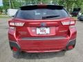 Subaru Crosstrek 2.0i Limited Venetian Red Pearl photo #6