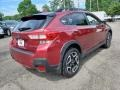 Subaru Crosstrek 2.0i Limited Venetian Red Pearl photo #7