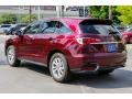Acura RDX  Basque Red Pearl II photo #5