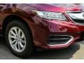 Acura RDX  Basque Red Pearl II photo #12