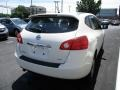 Nissan Rogue S AWD Pearl White photo #5