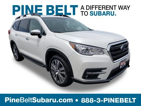 Crystal White Pearl 2019 Subaru Ascent Touring