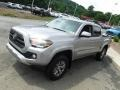 Toyota Tacoma SR5 Double Cab 4x4 Silver Sky Metallic photo #7